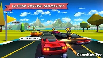 Tải game Horizon Chase - World Tour Hack Tiền Android