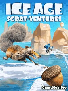 Tải Game Ice Age Scrat Ventures Cho Java by Gameloft