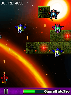 Tải Game Invaders Strike 2 - Bắn Máy Bay Crack Cho Java