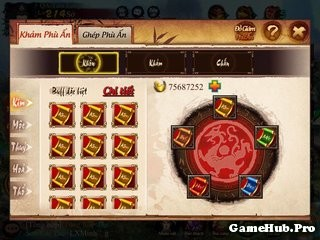 Tải game Kiếm Hiệp 3.3 phiên bản mới Ngọa Hổ Xuất Sơn