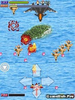 Tải Game Nation On Fire - Bắn Máy Bay Cổ Điển Java