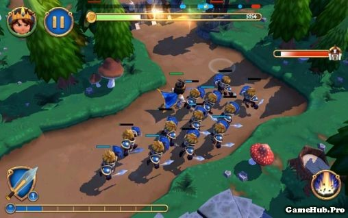 Tải Game Royal Revolt 2 Hack Full Cho Android apk