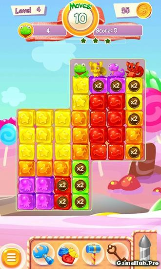 Tải Game Save The Jelly Pet Hack Tiền Cho Android