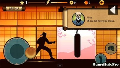 Tải Game Shadow Fight 2 Hack Full Tiền cho Android