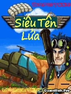 Tải Game Siêu Tên Lửa - Chiến Binh Bầu Trời Việt Hóa