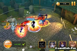 Tải Game Spirit Guardian Hack Full Tiền Cho Android