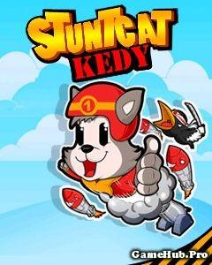 Tải game Stunt Cat Kedy - Nhập vai Tây Du Ký Kute cho Java
