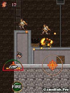 Tải Game Super Commando 2 Crack Bắn Súng Cho Java