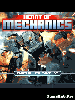 Tải Game TBS Heart Of Mechanics Hack Shop, Đạn Cho Java