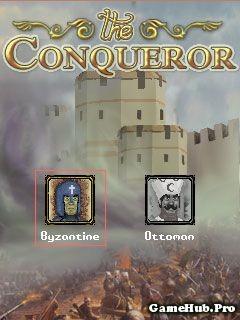 Tải Game The Conqueror - Chiến Lược Thủ Thành cho Java
