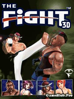 Tải game The Fight 3D đối kháng đồ họa đẹp cho Java