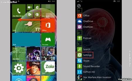 Hướng dẫn chặn cuộc gọi, SMS trên Windows Phone dễ dàng