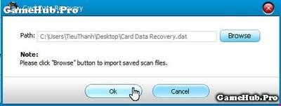 Thủ thuật khôi phục dữ liệu USB hoặc thẻ nhớ đã bị xóa