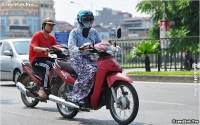 Những sai lầm của người Việt Nam khi sử dụng xe máy