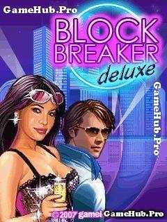 Tải game Block Breaker Deluxe - Chắn phá gạch cho Java