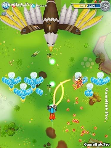 Tải game Bloons Supermonkey 2 - Siêu nhân Khỉ Mod tiền