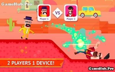 Tải game Bowmasters - Đối kháng siêu vui nhộn cho Android
