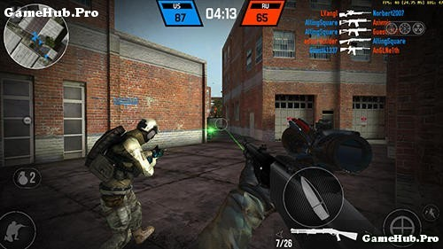 Tải game Bullet Force - Bắn súng FPS cực hay cho Android