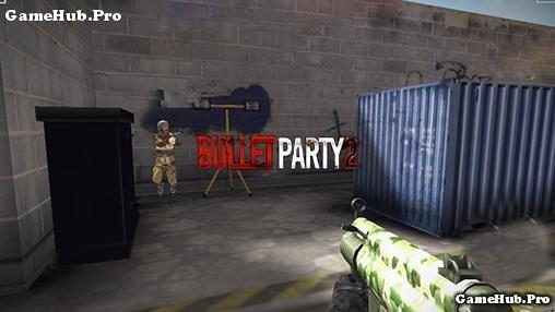 Tải game Bullet Party CS 2 - Go Strike Bắn Súng Mod Tiền