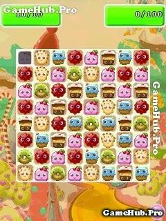 Tải game Candy Flip - Lật kẹo dễ thương cực hay Java