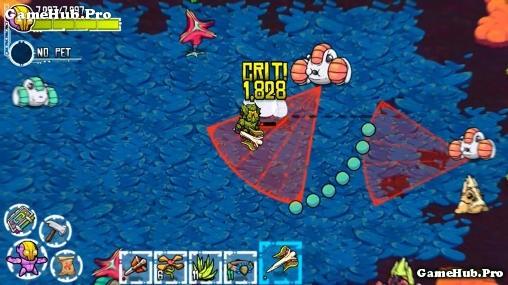 Tải game Crashlands - Phiêu lưu RPG đặc sắc Android