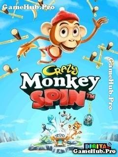 Tải game Crazy Monkey Spin - Khỉ giải cứu Gấu Trúc Java