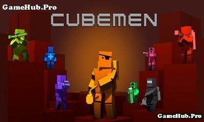Tải game Cubemen - Chiến tranh hai thế lực cho Android