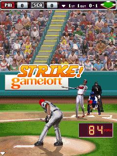 Tải game Derek Jeter Pro Baseball 2009 - Bóng chày Java