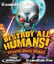 Tải game Destroy All Humans 3 - Crypto Does Vegas cho Java