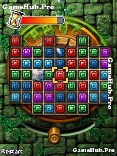Tải game Diamond Tumble - Đào Kim Cương Cổ Đại cho Java