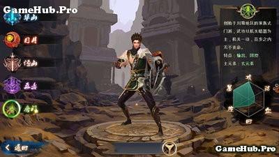 Tải game Đông Phương Bất Bại 3D - Nhập vai Android iOS
