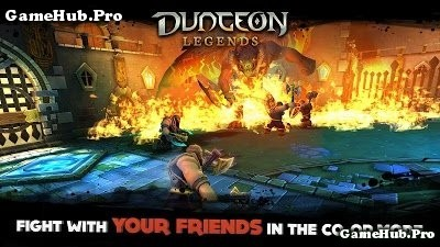 Tải game Dungeon Legends - Mod Ultram cho Android mới