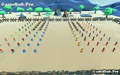 Tải game Epic Battle Simulator - Mô phỏng cho Android
