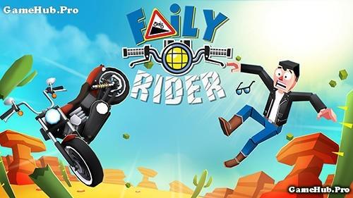 Tải game Faily Rider - Đua xe Sa Mạc cực hài cho Android