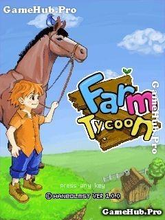 Tải game Farm Tycoon - Hack tiền Trang trại tí hon Java