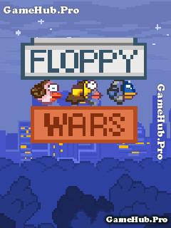 Tải game Floppy Wars - Chim bay nổi tiếng cực khó Java