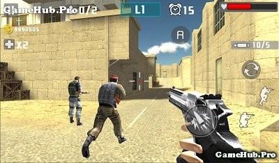 Tải game Gun Shot Fire War - Lửa chiến tranh Mod tiền