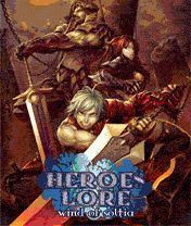 Tải game Heroes Lore - Wind of Soltia Hack Tiền Java
