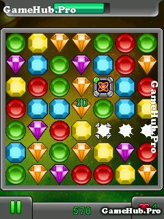 Tải game Infinity Jewel - Phá hủy khối năng lượng Java