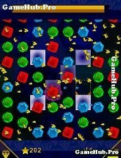 Tải game Jewel Explosion - Xếp hình Kim Cương cho Java