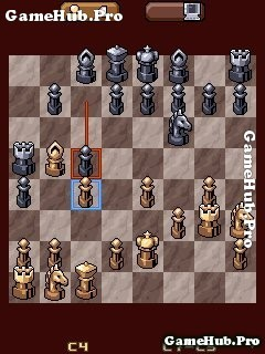 Tải game Kasparov Chess - Chơi cờ vua trí tuệ cho Java