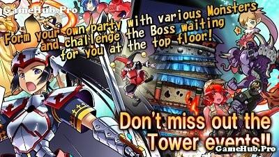 Tải game MonTowers2 - Diệt quái Mod tiền cho Android