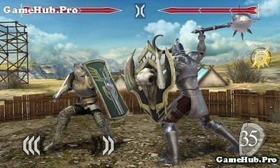 Tải game Mortal Blade 3D - Thanh kiếm Sinh Tử Mod Android