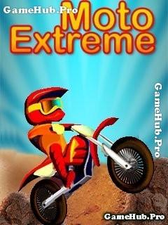 Tải game Moto Extreme - Đua xe giữ thăng bằng cho Java