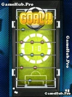 Tải game Pocket Foosball - Bóng đá bảng cực hay Java