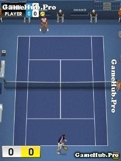 Tải game Pro Tennis 2017 - Quần vợt mùa giải mới Java