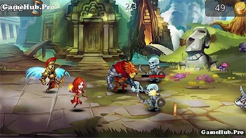 Tải game Rampage War - Nhập vai chiến thuật Mod Android