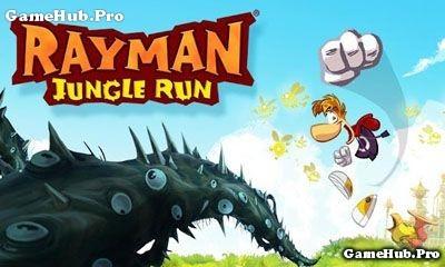 Tải game Rayman Jungle Run - Anh hùng phiêu lưu Android