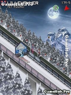 Tải game Ski Jumping Pro 2012 - Trượt tuyết mùa đông Java