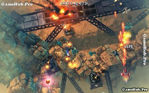 Tải game Sky Force Reloaded - Bắn Máy Bay Mod Android